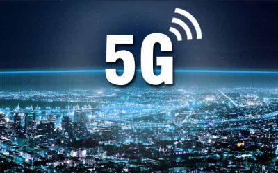 Se acerca la nueva tecnología 5G, estas preparado?